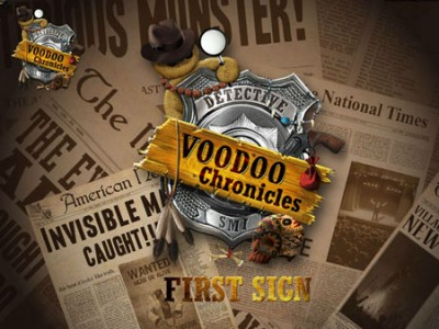 game - Voodoo Chronicles