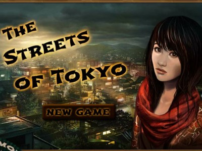 game - The Streets of Tokyo