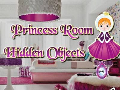 game - Princess Room Hidden Objects