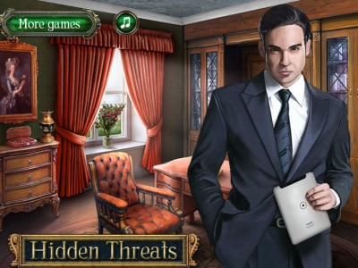 game - Hidden Threats