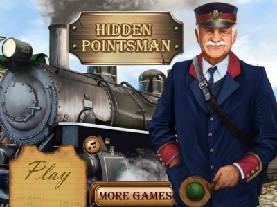 game - Hidden Pointsman