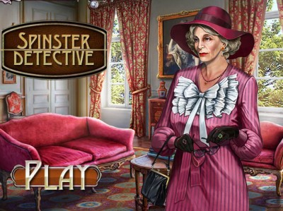 game - Spinster Detective