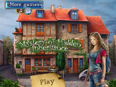 game - Mystery Of Hidden Inheritance