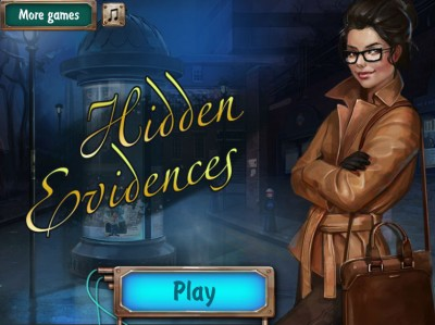game - Hidden Evidences