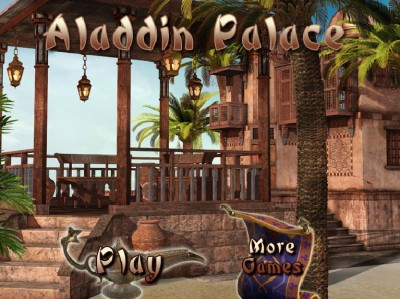 game - Aladdin Palace