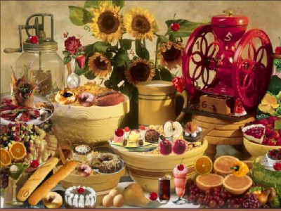 game - So Delicious Hidden Objects