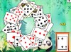 cards and dice games Ancient China Solitaire - igri