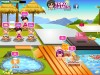 Free online Time Management flash games: Exotic spa resort