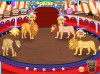 Free online Time Management flash games: Circus Lion