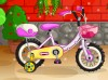 Free flash games online: Kids Bike Wash