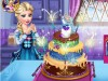 igri - games: Elsa's Wedding Cake