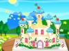games - Princess Castle Cake