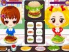 igri - Cooking games: Hamburger King Contest